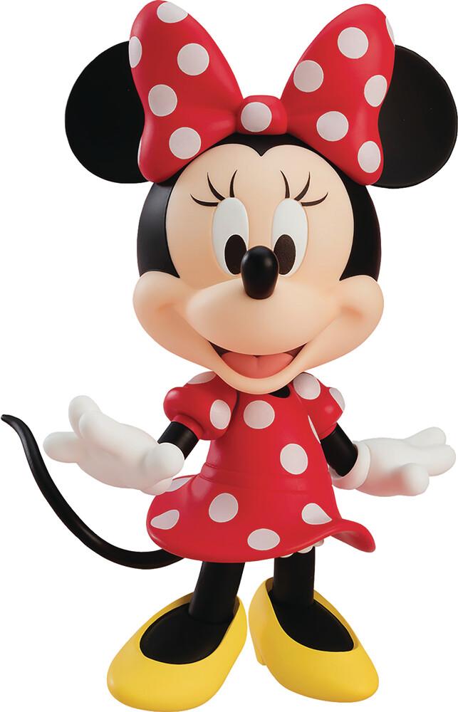 - Disney Minnie Mouse Nendoroid Af Polka Dot Dress V