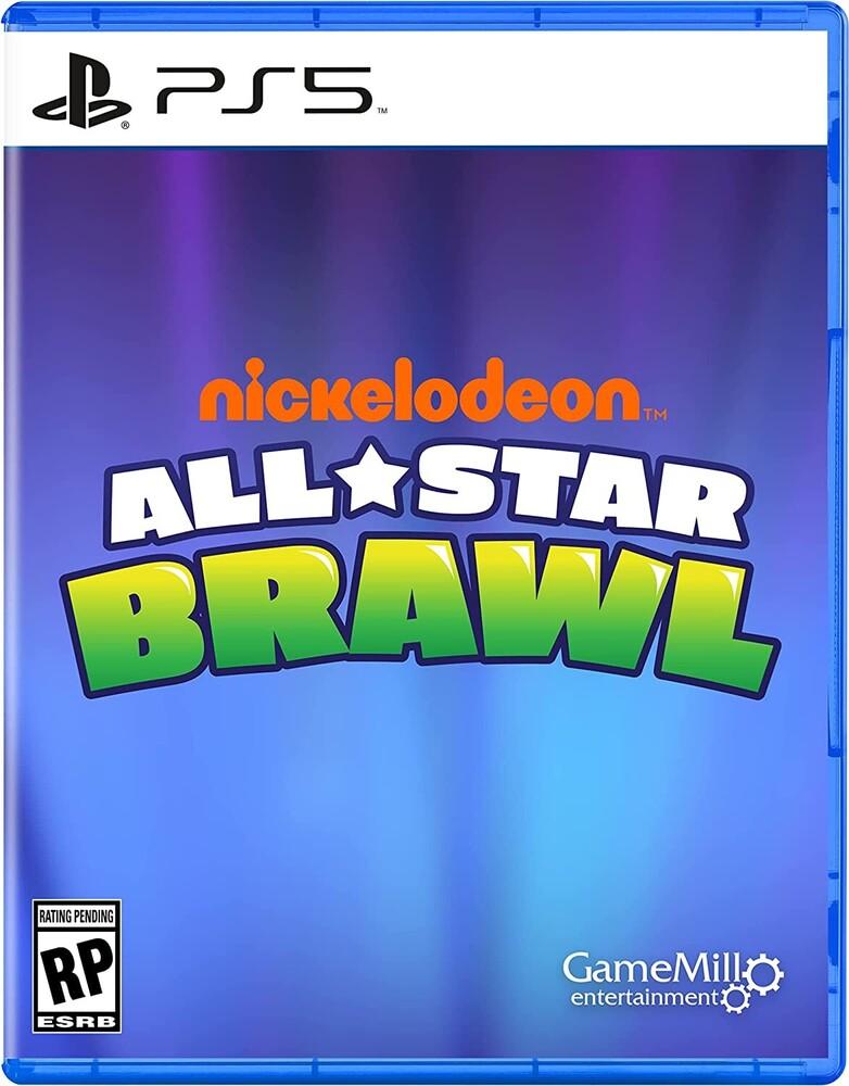 Ps5 Nickelodeon All-Star Brawl - Ps5 Nickelodeon All-Star Brawl