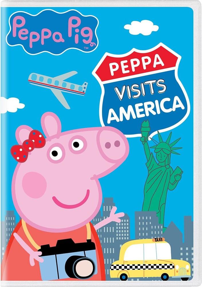 Peppa Pig: Peppa Visits America - Peppa Pig: Peppa Visits America