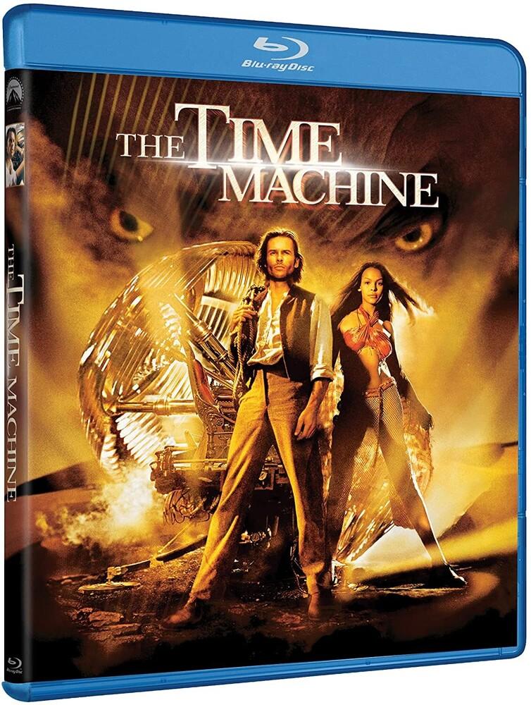 Time Machine - Time Machine / (Ac3 Amar Dol Dts Dub Sub Ws)