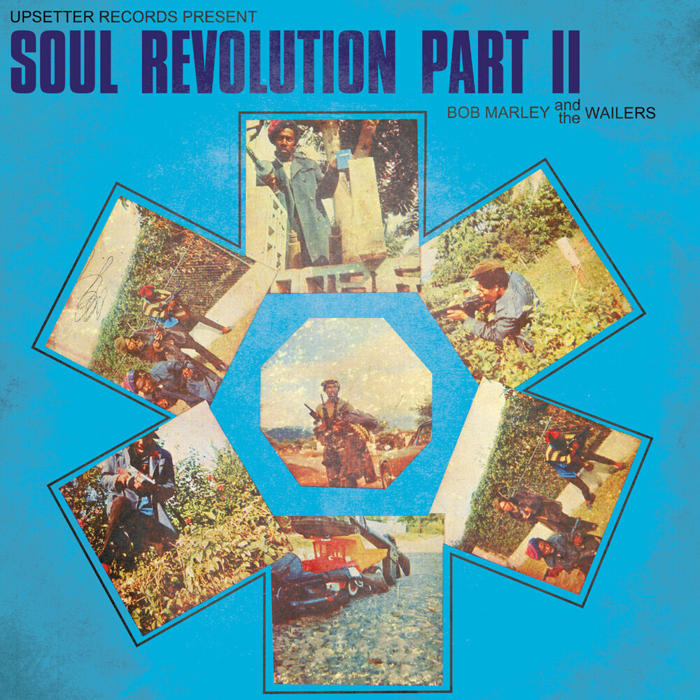 Bob Marley  & Wailers - Soul Revolution Part Ii [Colored Vinyl] [Limited Edition] (Red)