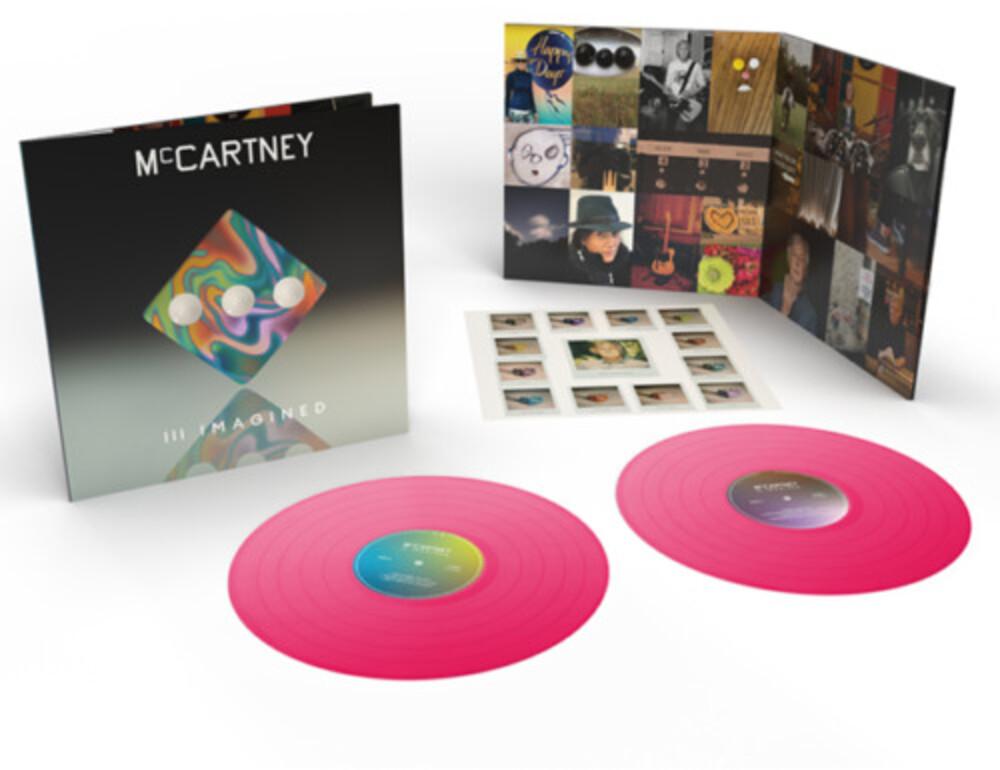 Paul McCartney - Mccartney Iii Imagined [Colored Vinyl] [Limited Edition] (Ofgv) (Pnk)