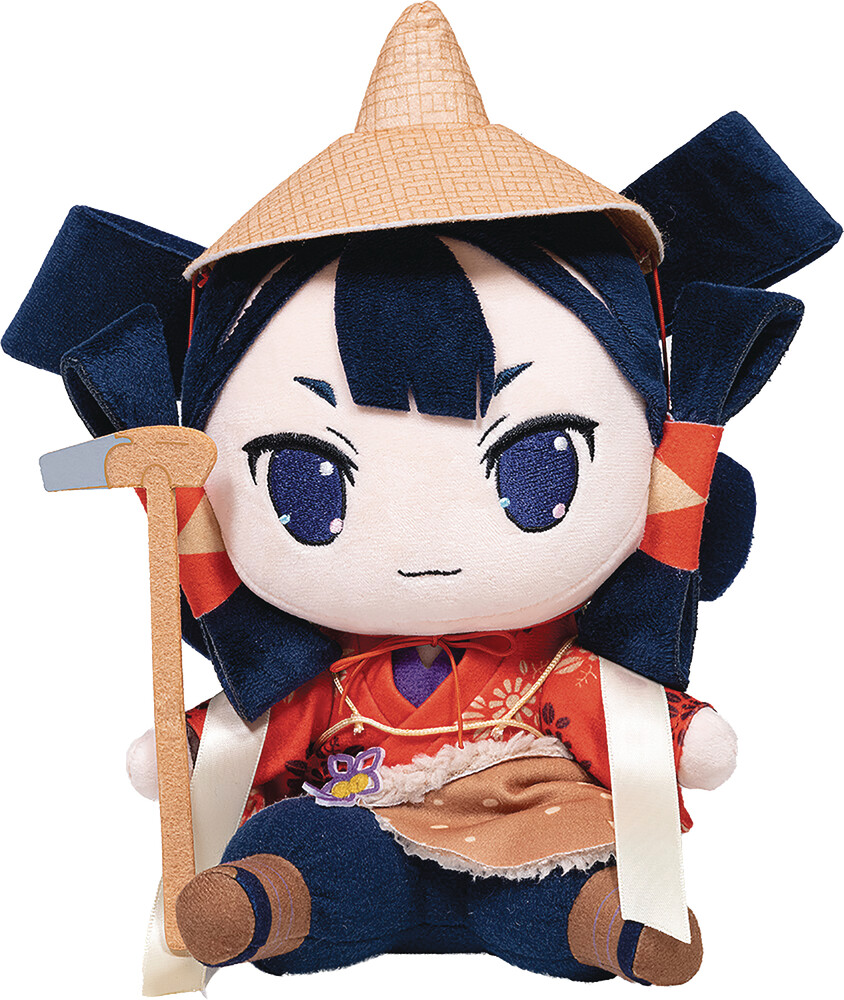 Good Smile Company - Sakuna Of Rice And Ruin Plushie Ser Princess Sakun