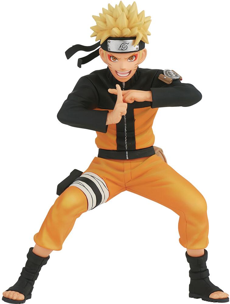 Banpresto - Naruto Shippuden Vibration Stars Uzumaki Naruto Fi