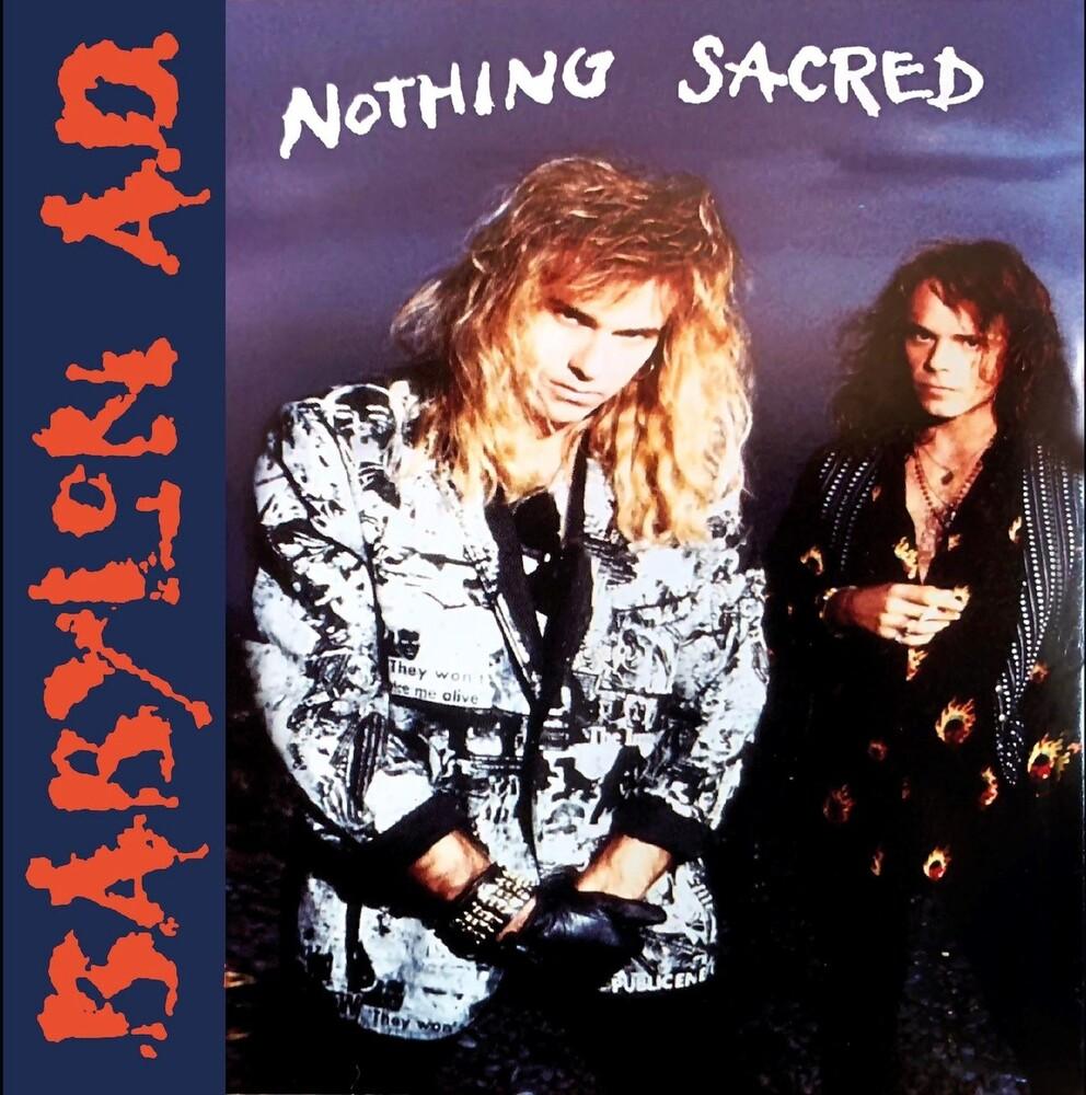Babylon A.D. - Nothing Sacred (Bonus Track) [With Booklet] [Remastered] (Uk)