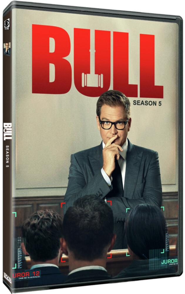 Bull: Season Five - Bull: Season Five (4pc) / (Box Full Mod)
