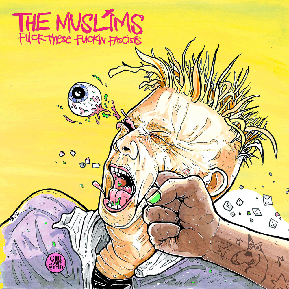 Muslims - Fuck These Fuckin Facists