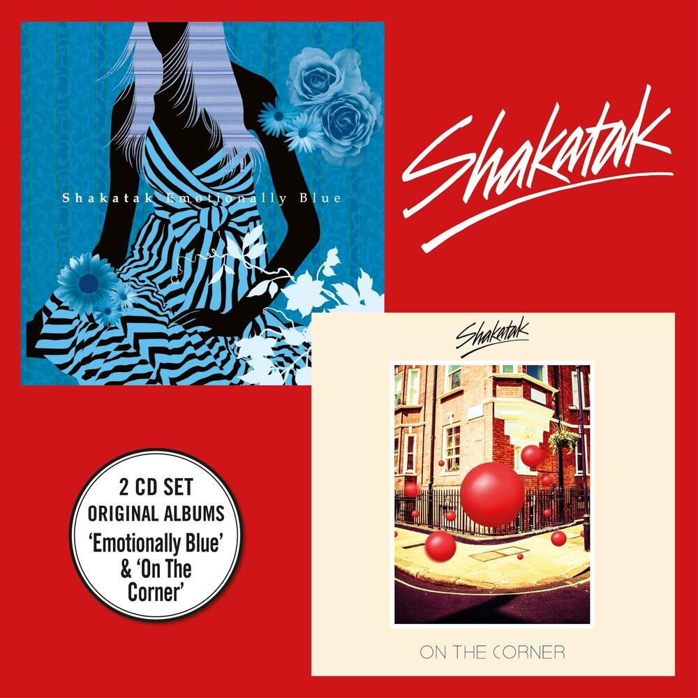 Shakatak - Emotionally Blue + On The Corner