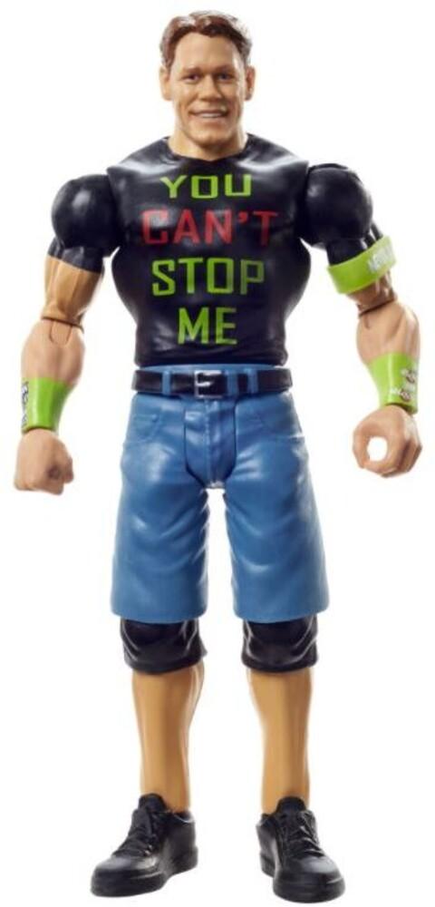 WWE - Wwe Basic Figure John Cena (Afig) (Clcb)