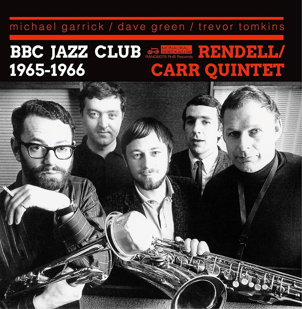 Don Rendell  / Carr,Ian Quintet - Bbc Jazz Club Sessions 1965-1966 Ii (Uk)