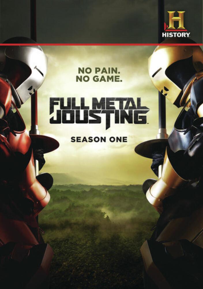 Full Metal Jousting: Season One - Full Metal Jousting: Season One (3pc) / (Mod)