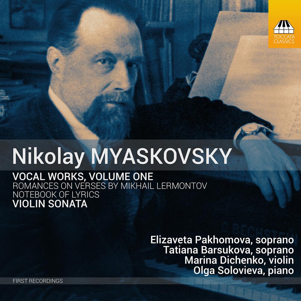 Myaskovsky / Pakhomova / Solovieva - Vocal Works 1