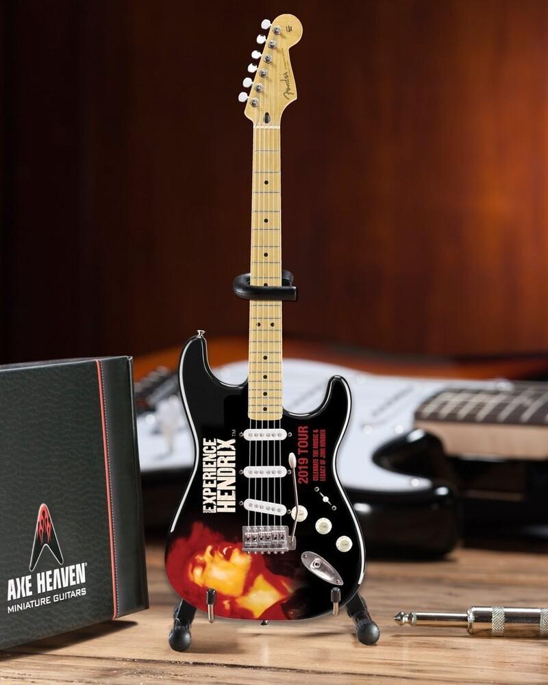 Jimi Hendrix Experience Hendrix Tour Mini Guitar - Jimi Hendrix Experience Hendrix Tour Mini Guitar