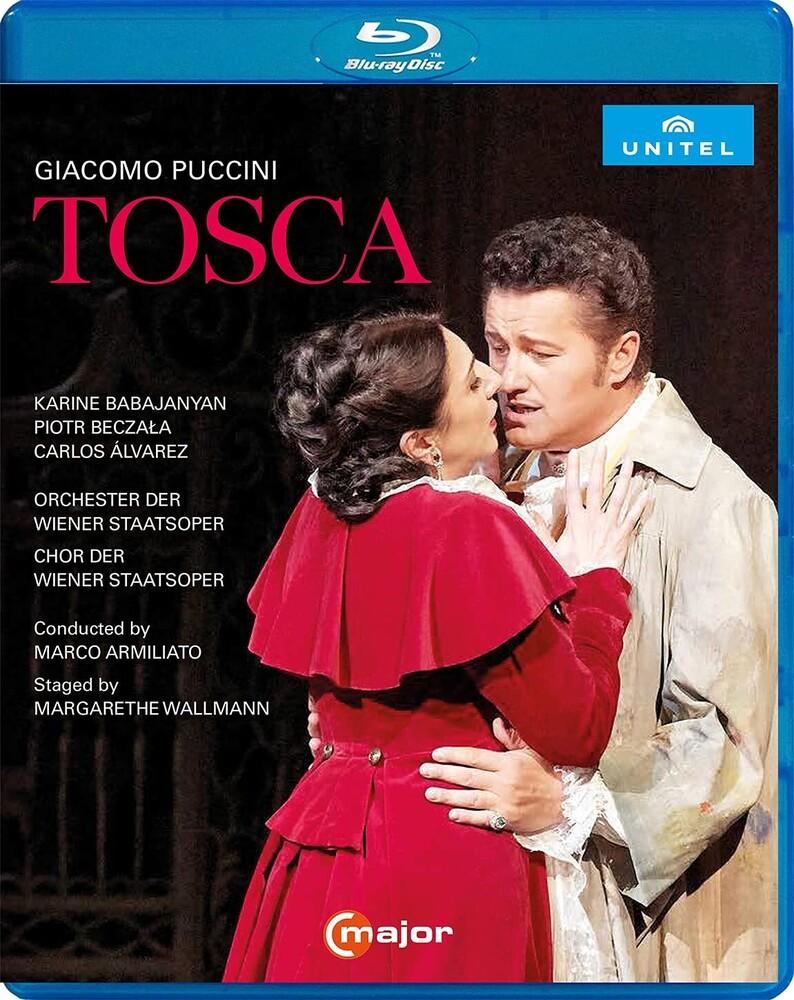 Puccini / Chorus of Wiener Staatsoper / Armiliato - Tosca