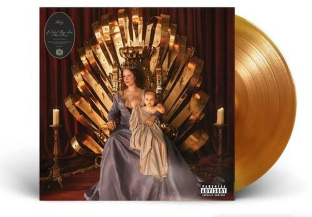 Halsey - If I Can't Have Love I Want Power [Colored Vinyl] [Limited Edition]
