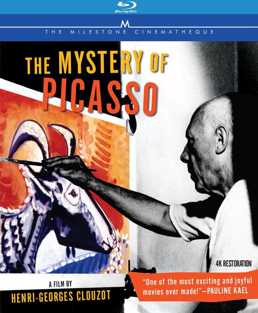 Alain Resnais - Mystery Of Picasso (1956)