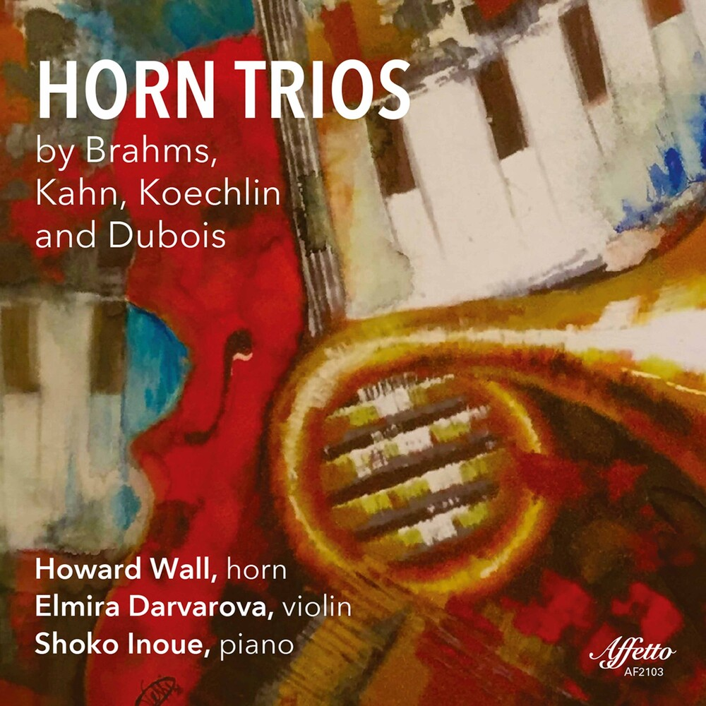 Brahms / Wall / Inoue - Horn Trios