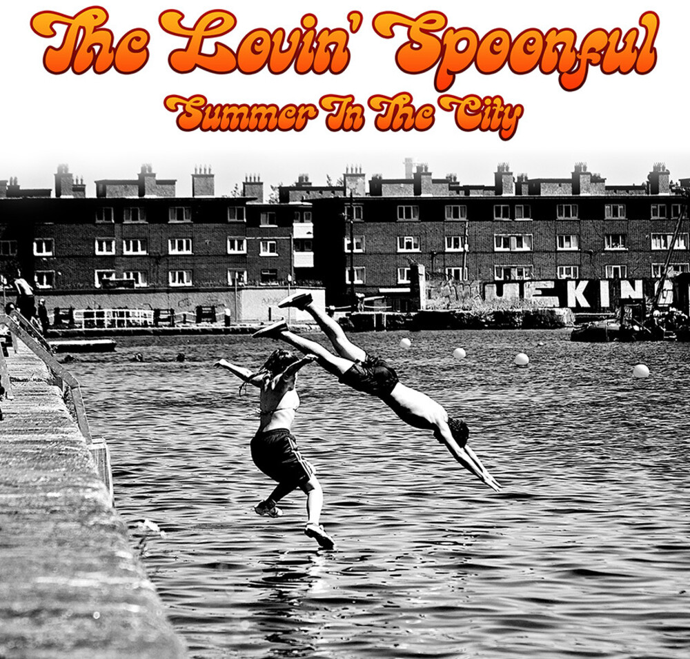 Lovin' The Spoonful - Summer In The City (Mod)