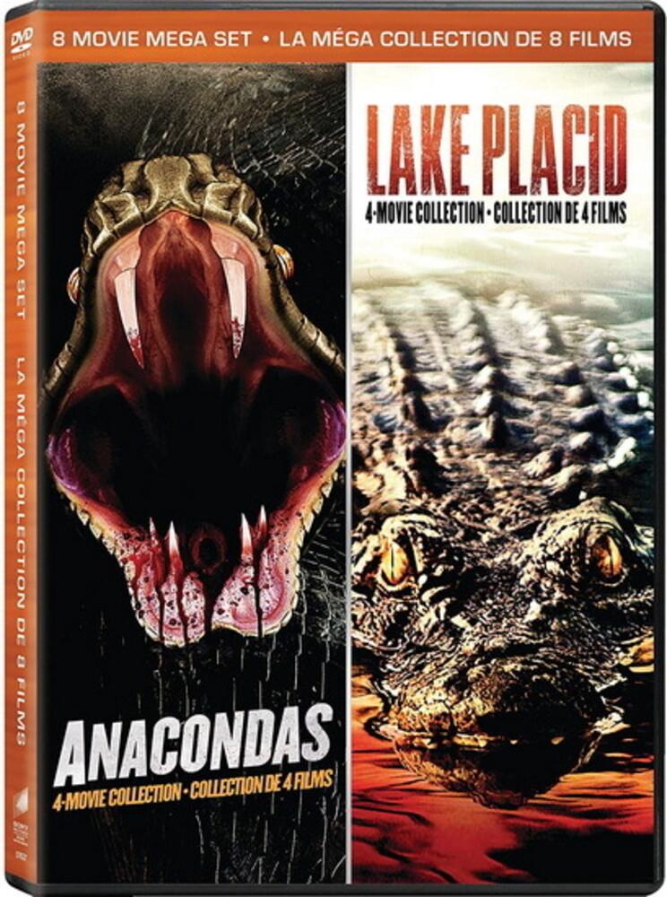 Anaconda / Anaconda 3: Offspring / Hunt for Blood - Anaconda / Anaconda 3: Offspring / Hunt For Blood