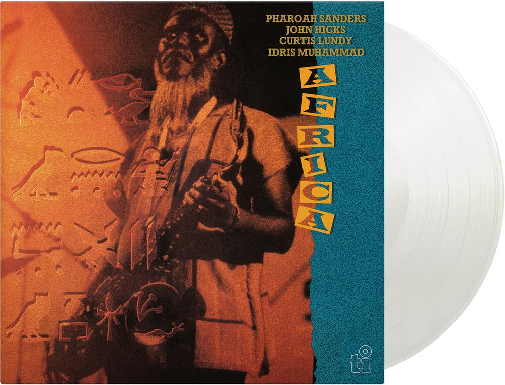 Pharoah Sanders - Africa (Bonus Tracks) [Colored Vinyl] [Clear Vinyl] [Limited Edition] [180 Gram]