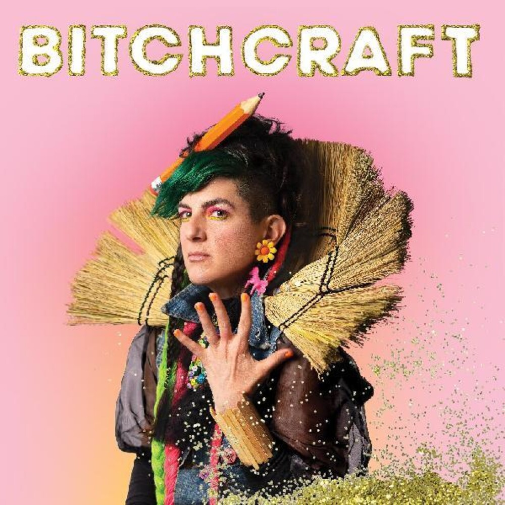 Bitch - Bitchcraft [Colored Vinyl] [Download Included]