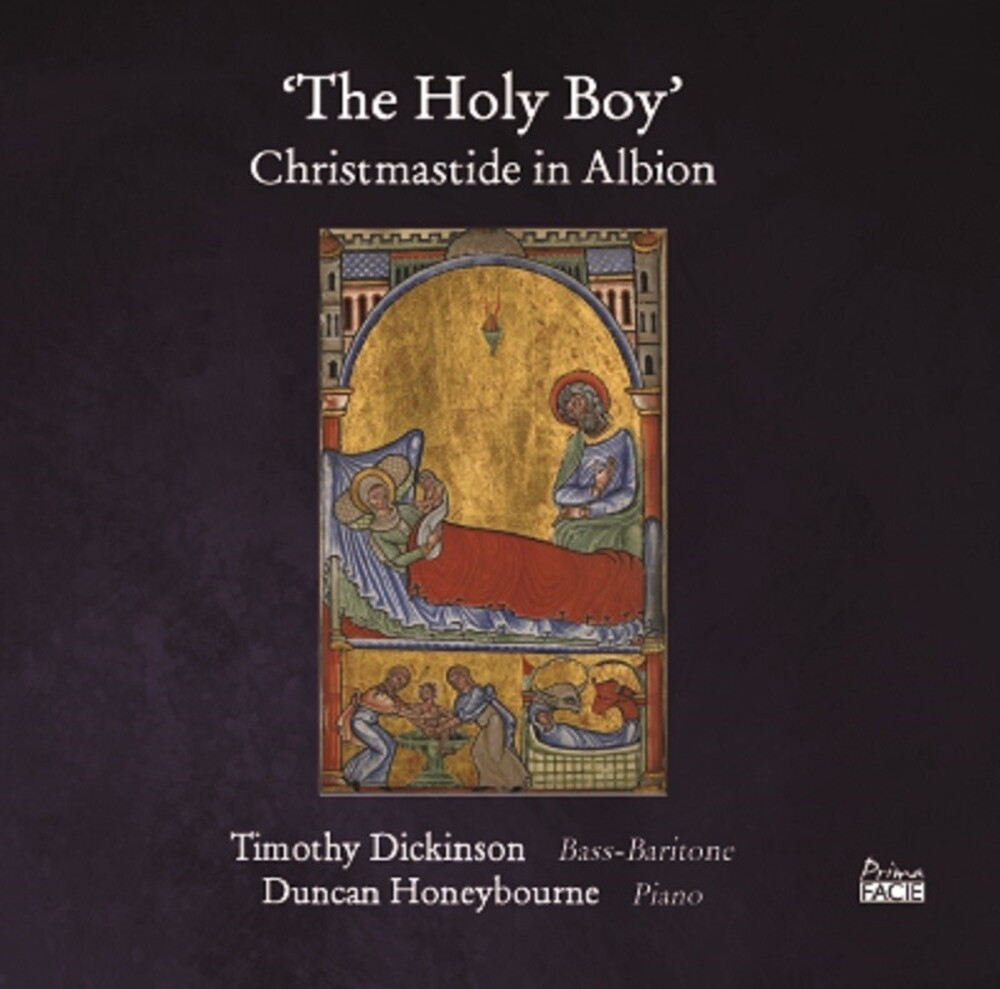 Timothy Dickinson  / Honeybourne,Duncan - Holy Boy: Christmastide In Albion (Uk)