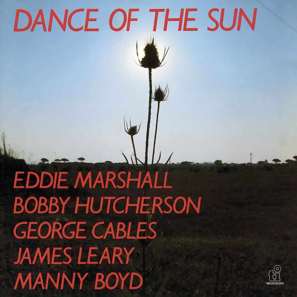 Eddie Marshall / Hutchers - Dance Of The Sun (Hol)