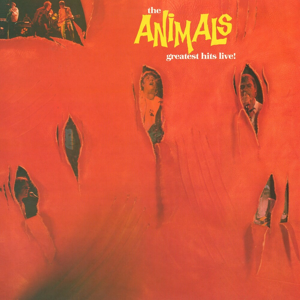 Animals - Greatest Hits Live