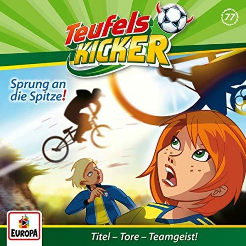 Teufelskicker - 077/Sprung An Die Spitze