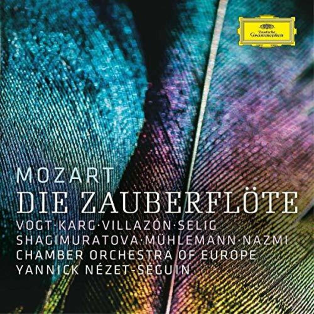 Mozart / Villazon / Vogt / Karg / Selig / Nezet-Se - Die Zauberflote