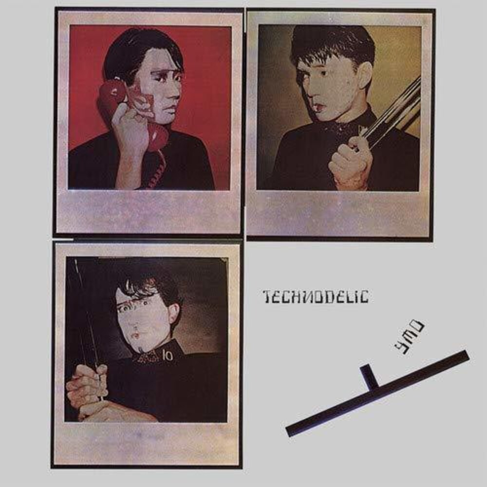 Yellow Magic Orchestra - Technodelic [Limited Edition] [Remastered] (Jpn)