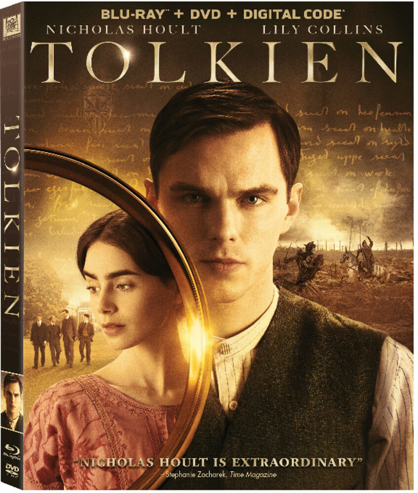 Tolkien [Movie] - Tolkien