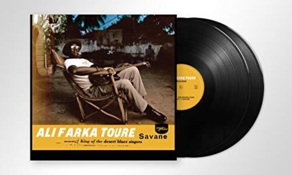 Ali Toure Farka - Savane (Uk)