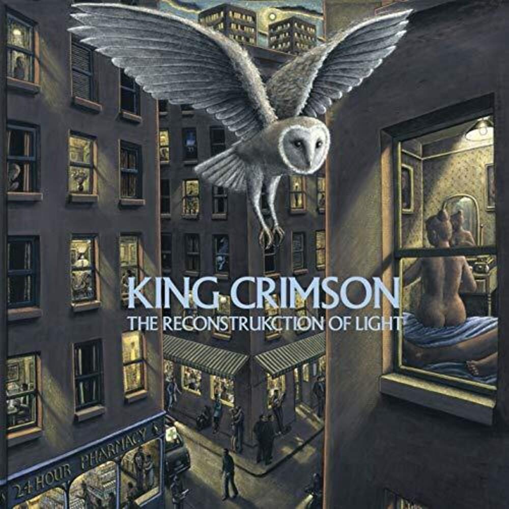 King Crimson - Reconstrukction (Tgv) (Uk)