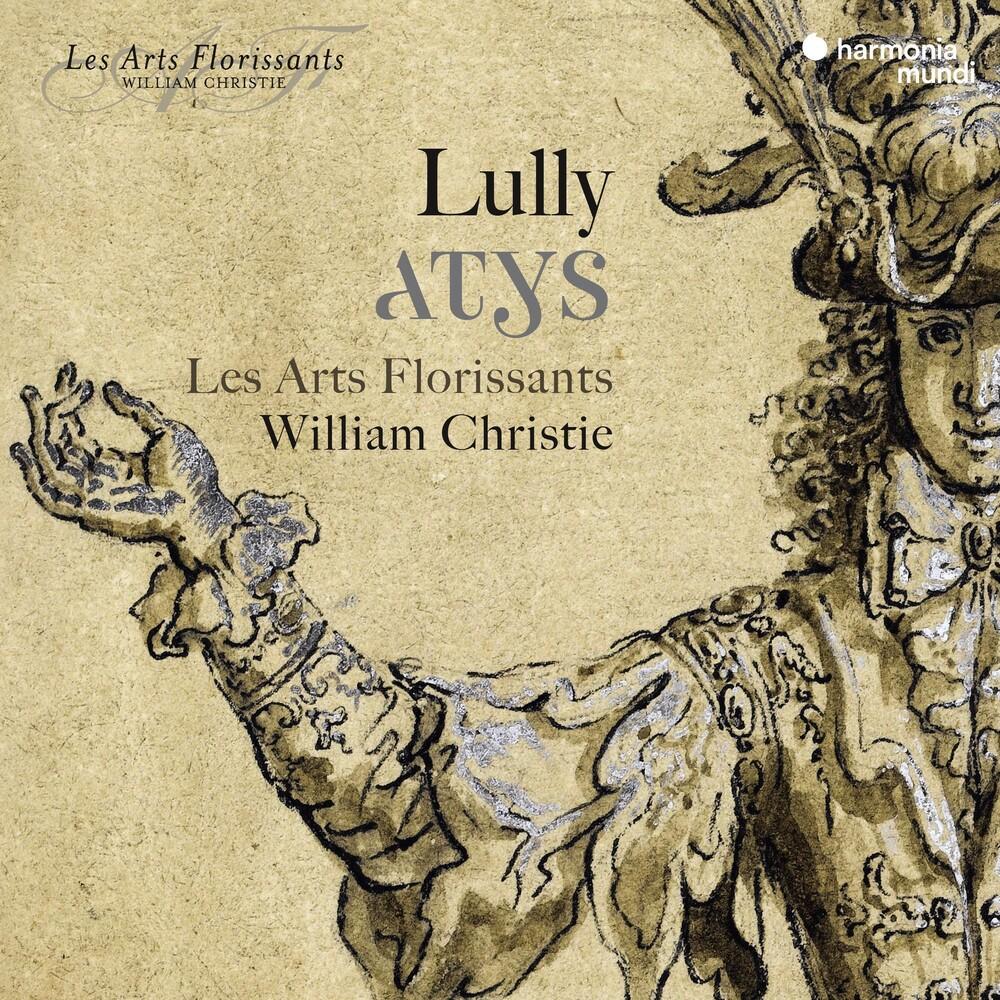 Les Arts Florissants / William Christie - Lully: Atys