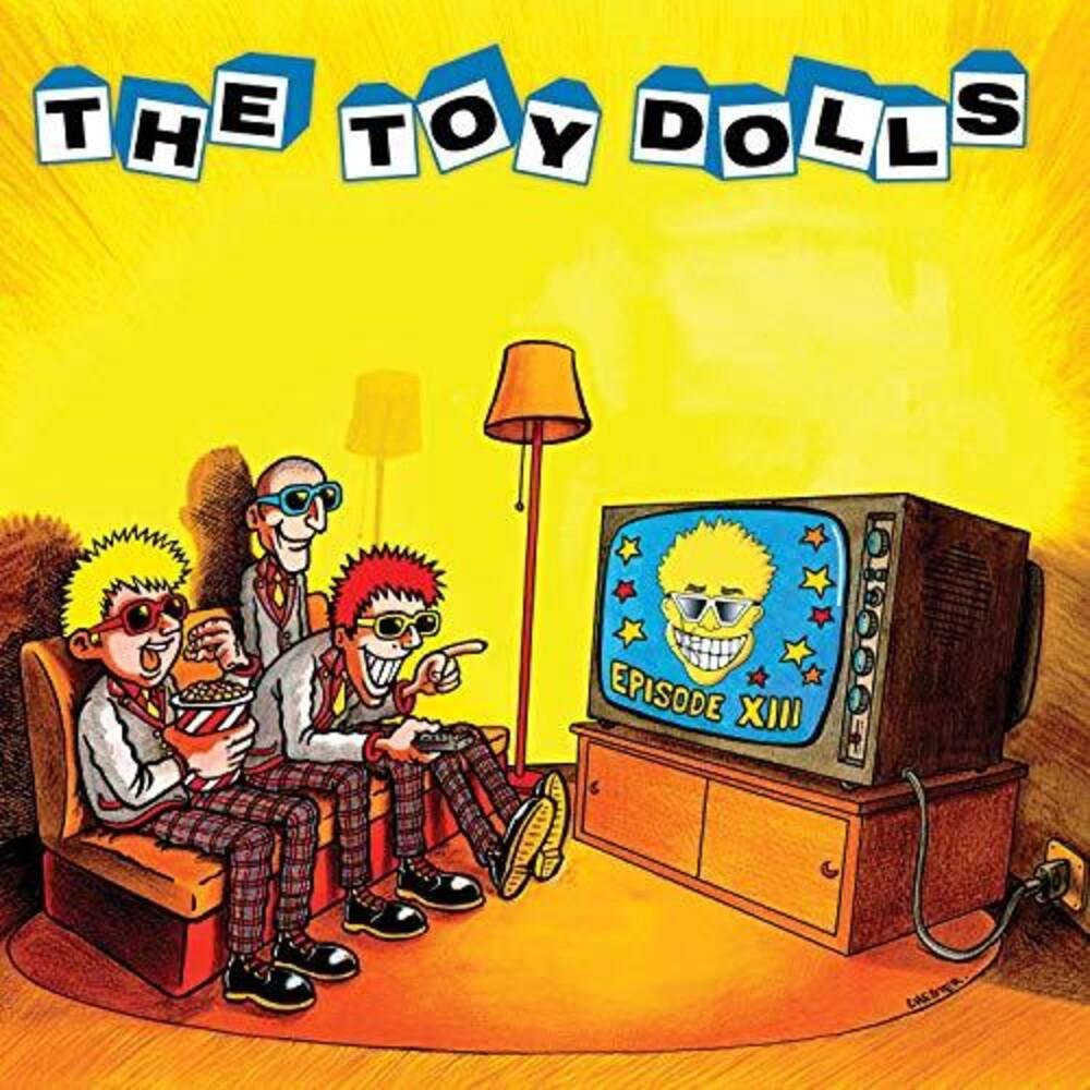 Toy Dolls - Episode Xiii