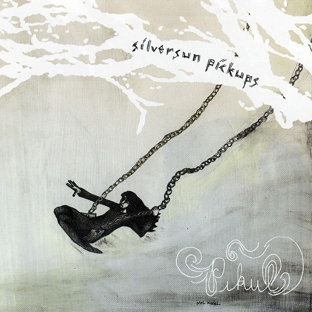 Silversun Pickups - Pikul [Limited Edition Blue Marble LP]