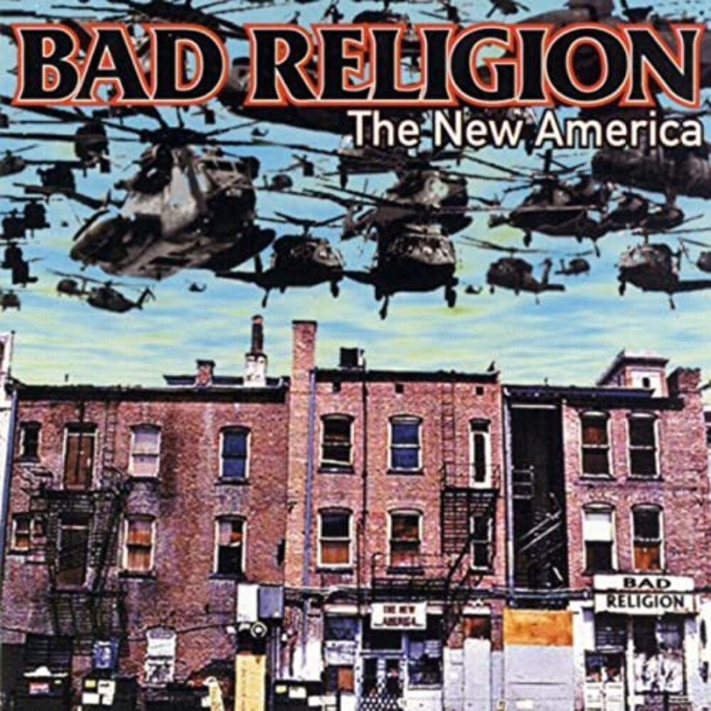 Bad Religion - The New America [Clear LP]