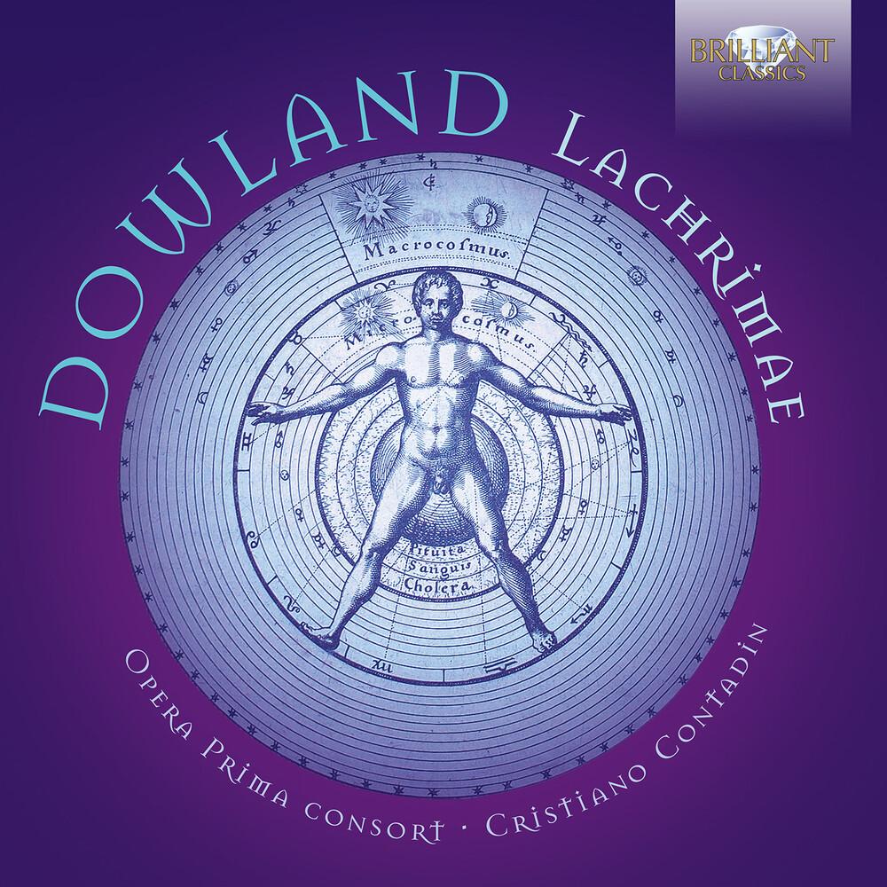 Dowland / Opera Prima Consort / Contadin - Lachrimae