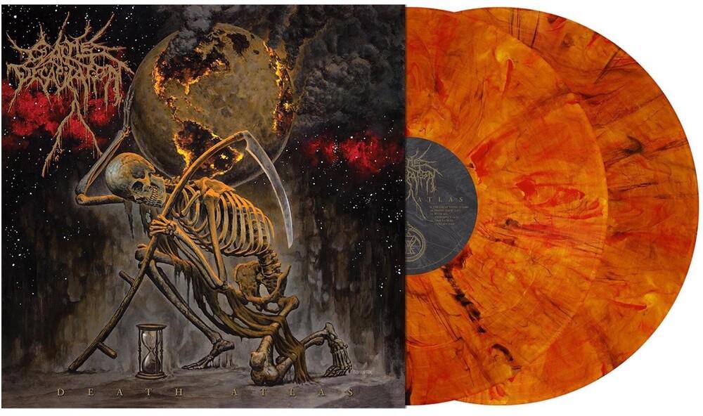 Cattle Decapitation - Death Atlas [Solarcide LP]