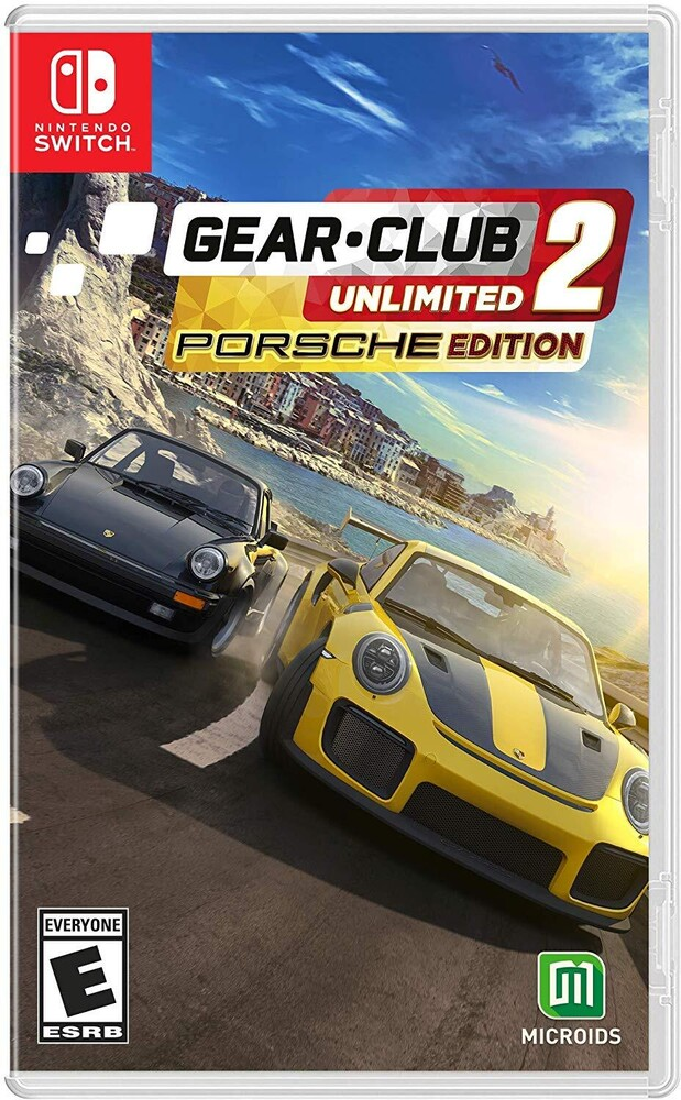 - Gear Club: Unlimited 2 Porsche Edition for Nintendo Switch