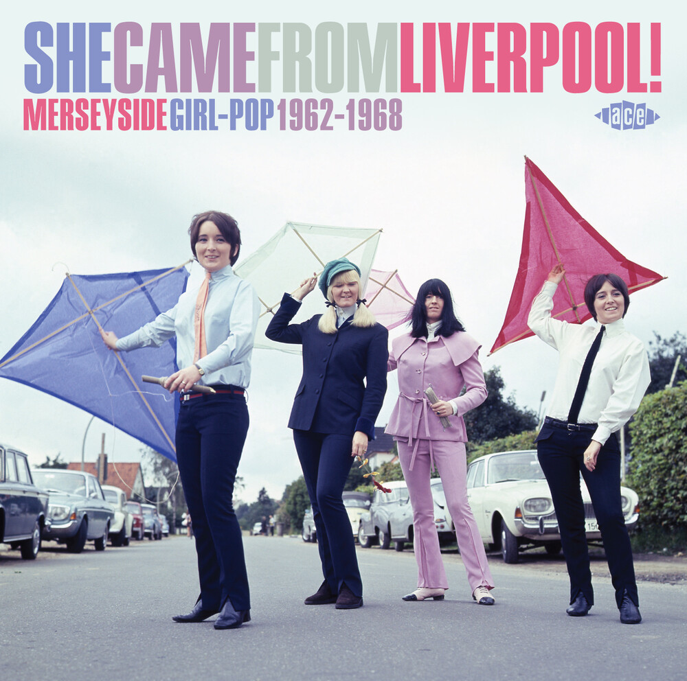 She Came From Liverpool Merseyside Girl Pop 62-68 - She Came From Liverpool: Merseyside Girl Pop 62-68