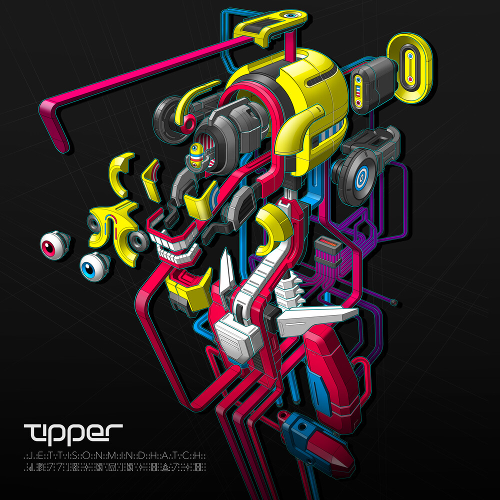 Tipper - Jettison Mind Hatch [LP]