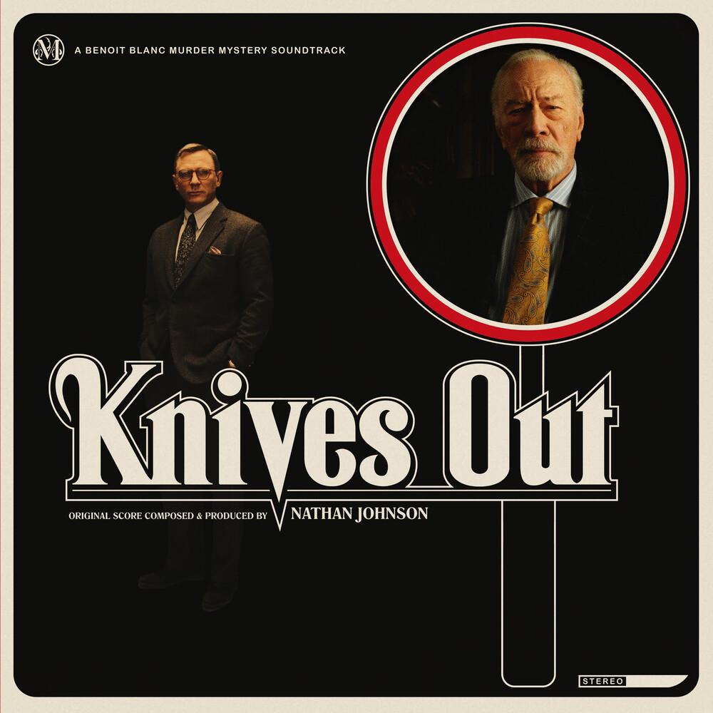 Nathan Johnson - Knives Out (Original Motion Picture Score) [LP]