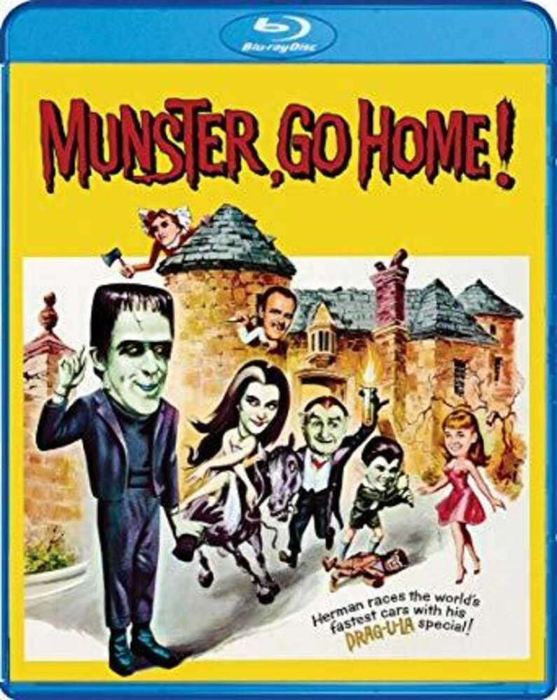 - Munster Go Home / (Ac3 Dol Sub Ws)