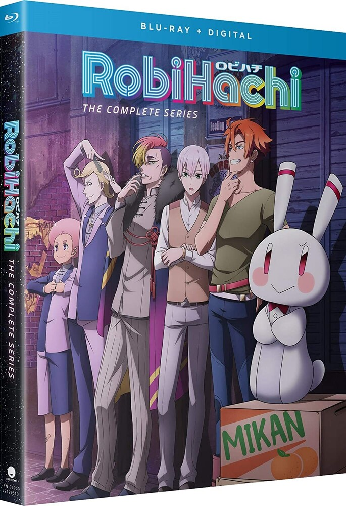 Robihachi: Complete Series - RobiHachi: The Complete Series