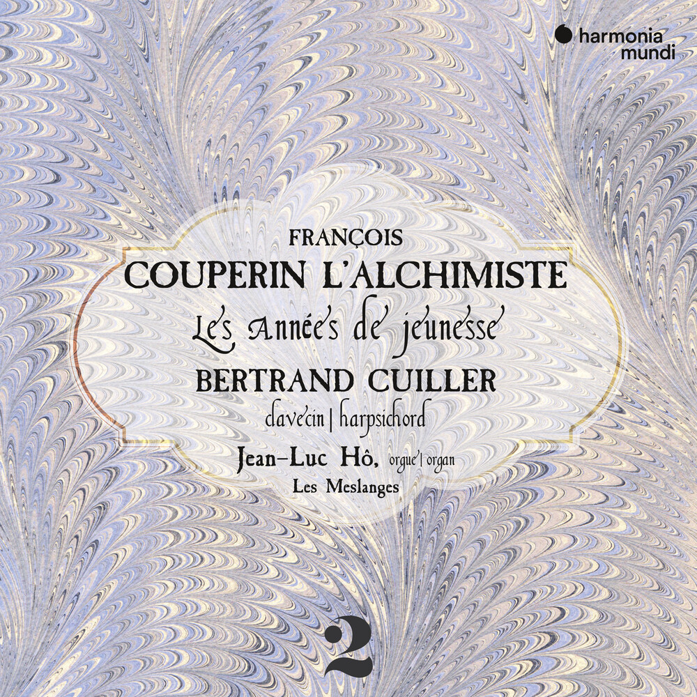 Bertrand Cuiller - Couperin: Complete Works For Harpsichord Vol.2