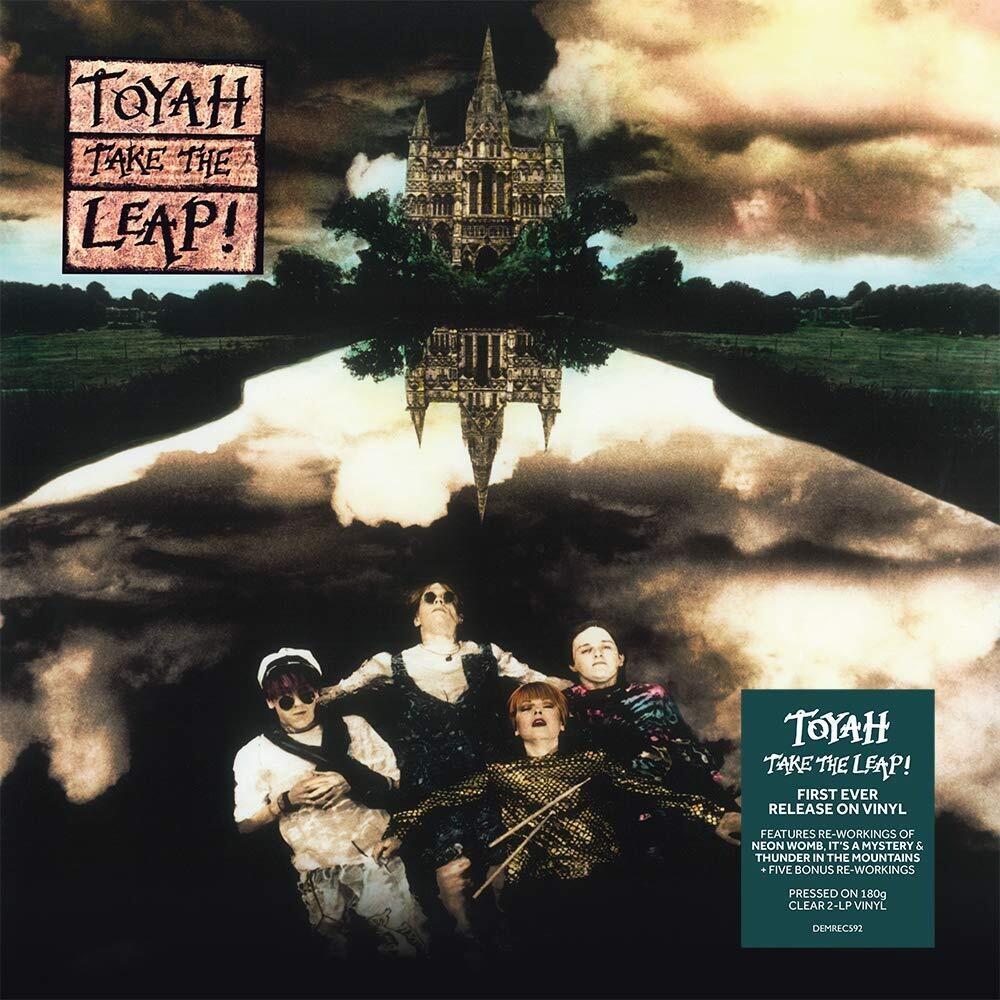 Toyah - Take The Leap Plus [180-Gram Clear Vinyl]