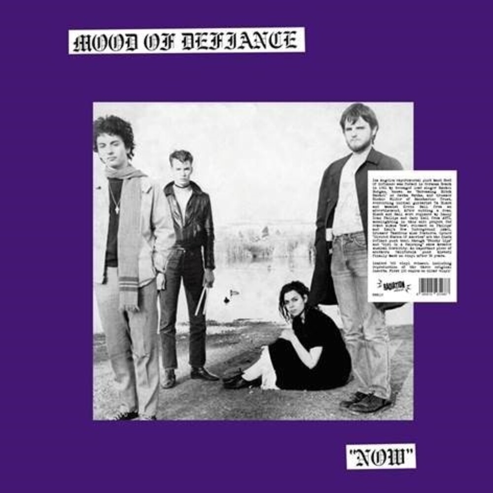 Mood Of Defiance - Now [Limited Edition]