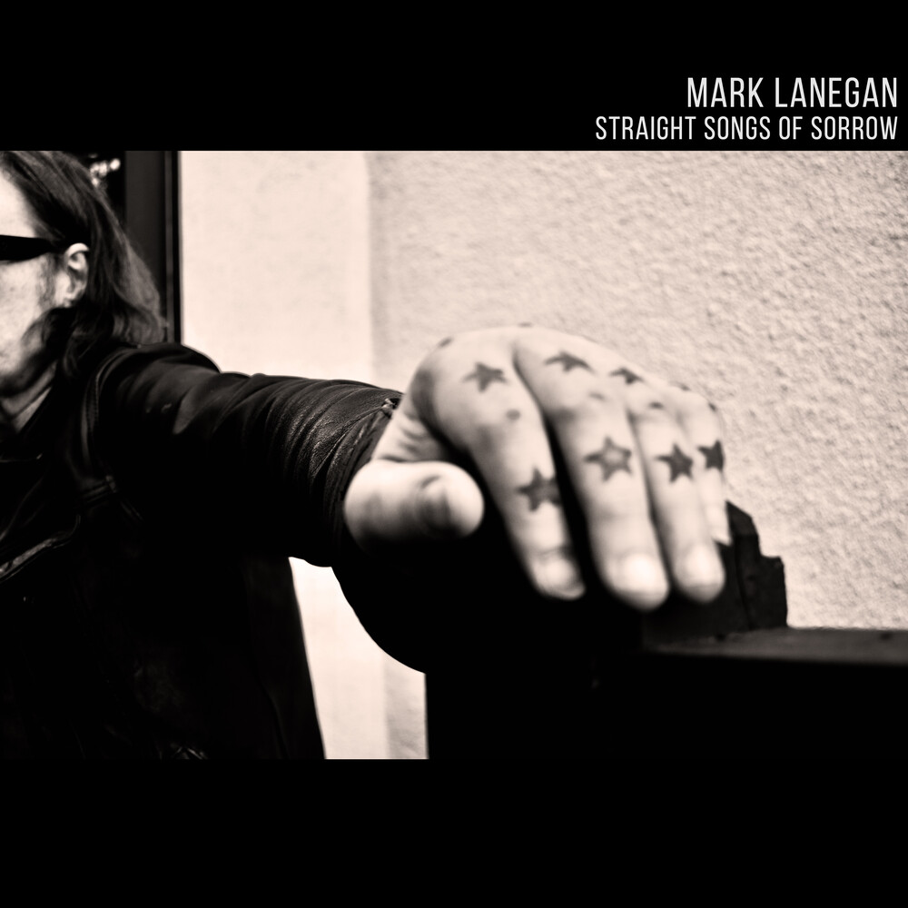 Mark Lanegan - Straight Songs Of Sorrow [Limited Edition Clear LP]